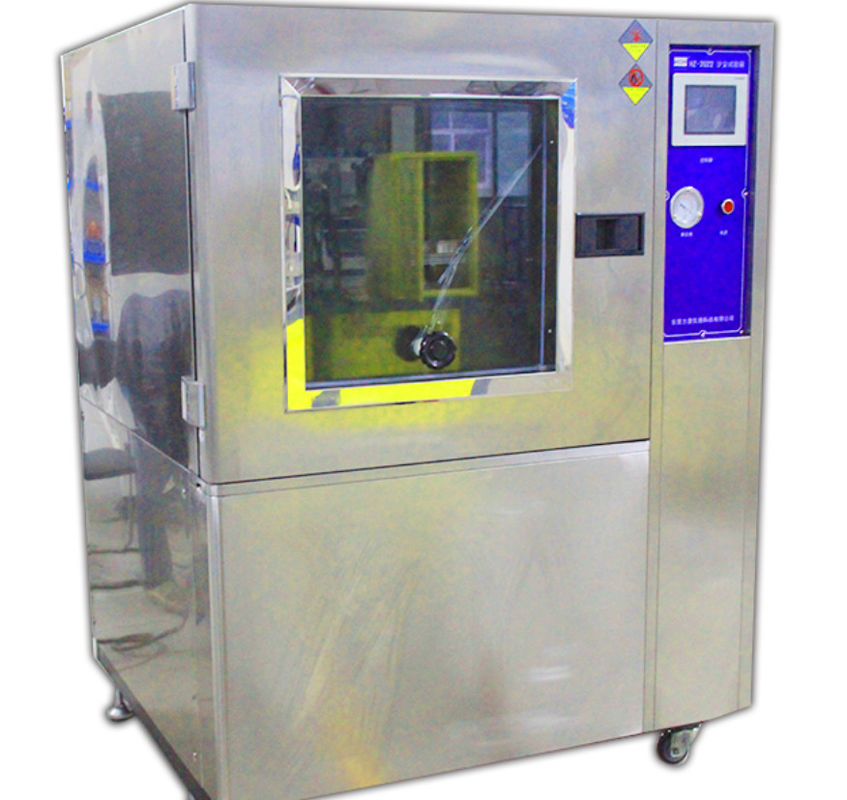 50um IEC 60529 Environmental Test Chambers Sand Dust Resistance