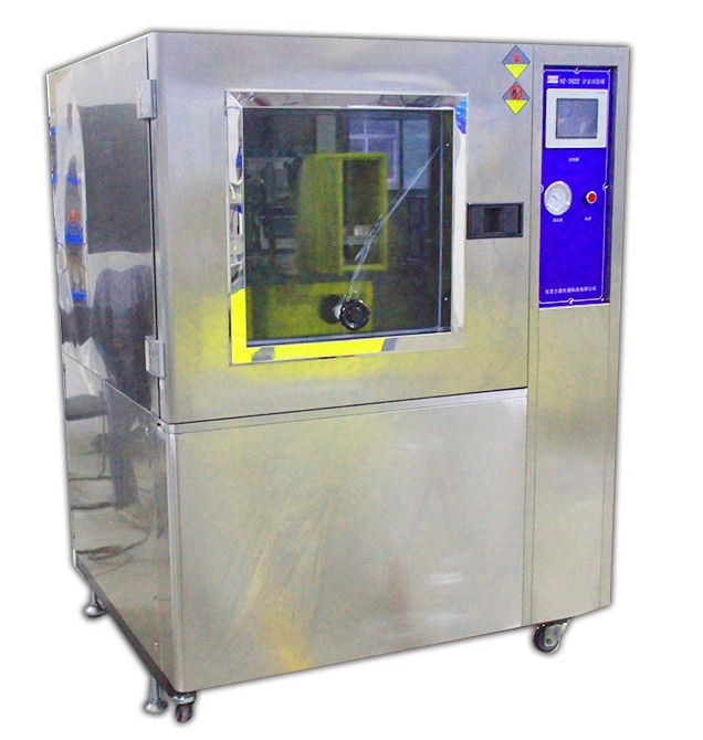 IPX5 Environmental Test Chambers Sand And Dust IEC 60529 For Auto Parts